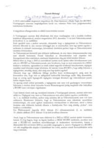 Sáhó Tibor bírósági beadvány 2014.05.02.
