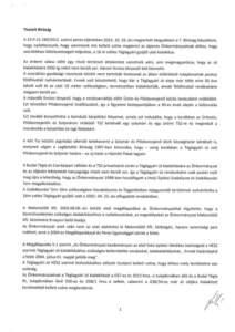 Sáhó Tibor bírósági beadvány 2014.11.hó