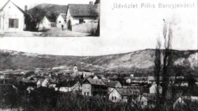 Régi Pilisborosjenő