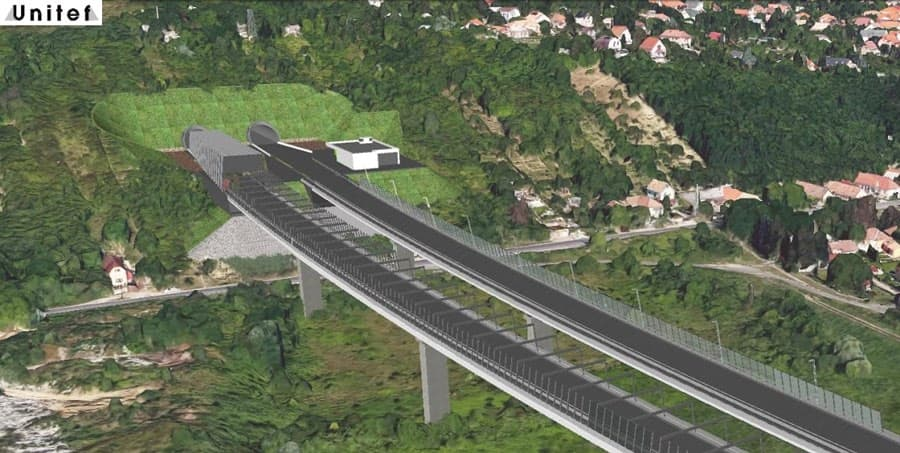 Nincs egyetértés az M10 elkerülőút megépítésével kapcsolatban