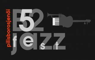 b52 jazz fest logo