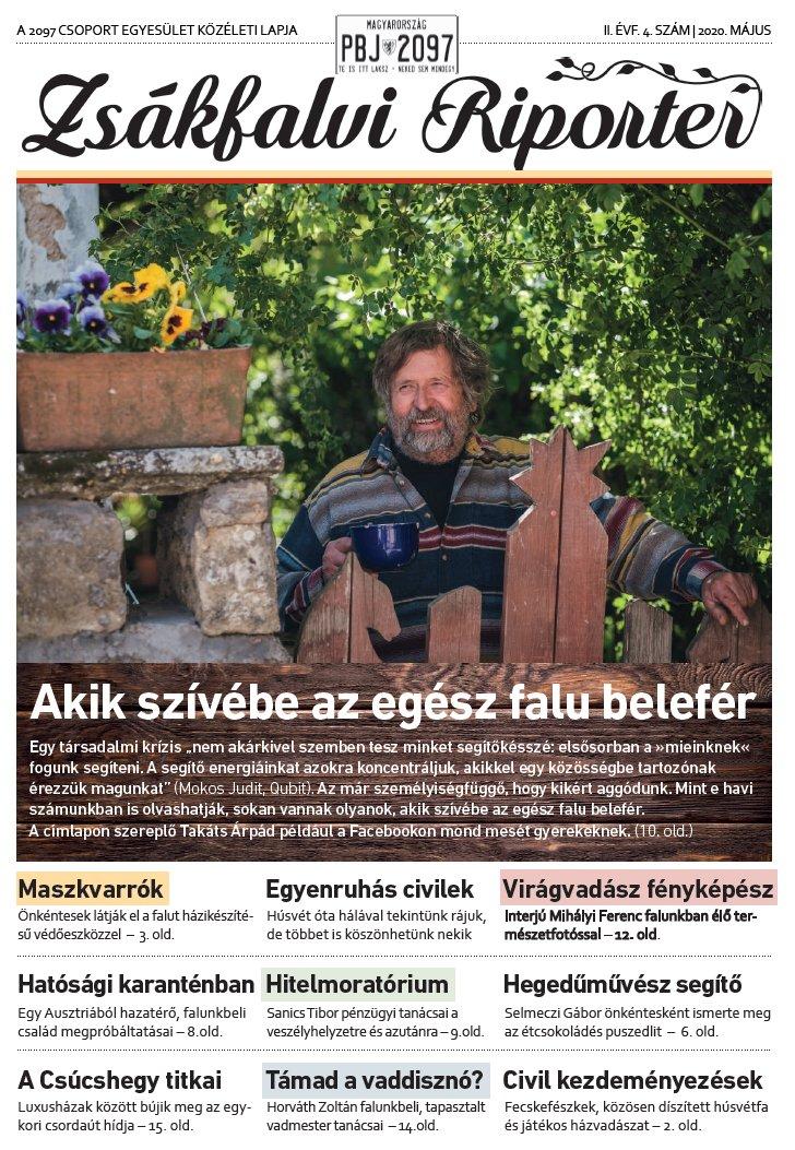 Zsákfalvi Riporter 2020/04